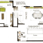 Space plan for new home under construction in Easton Massachusetts option 1