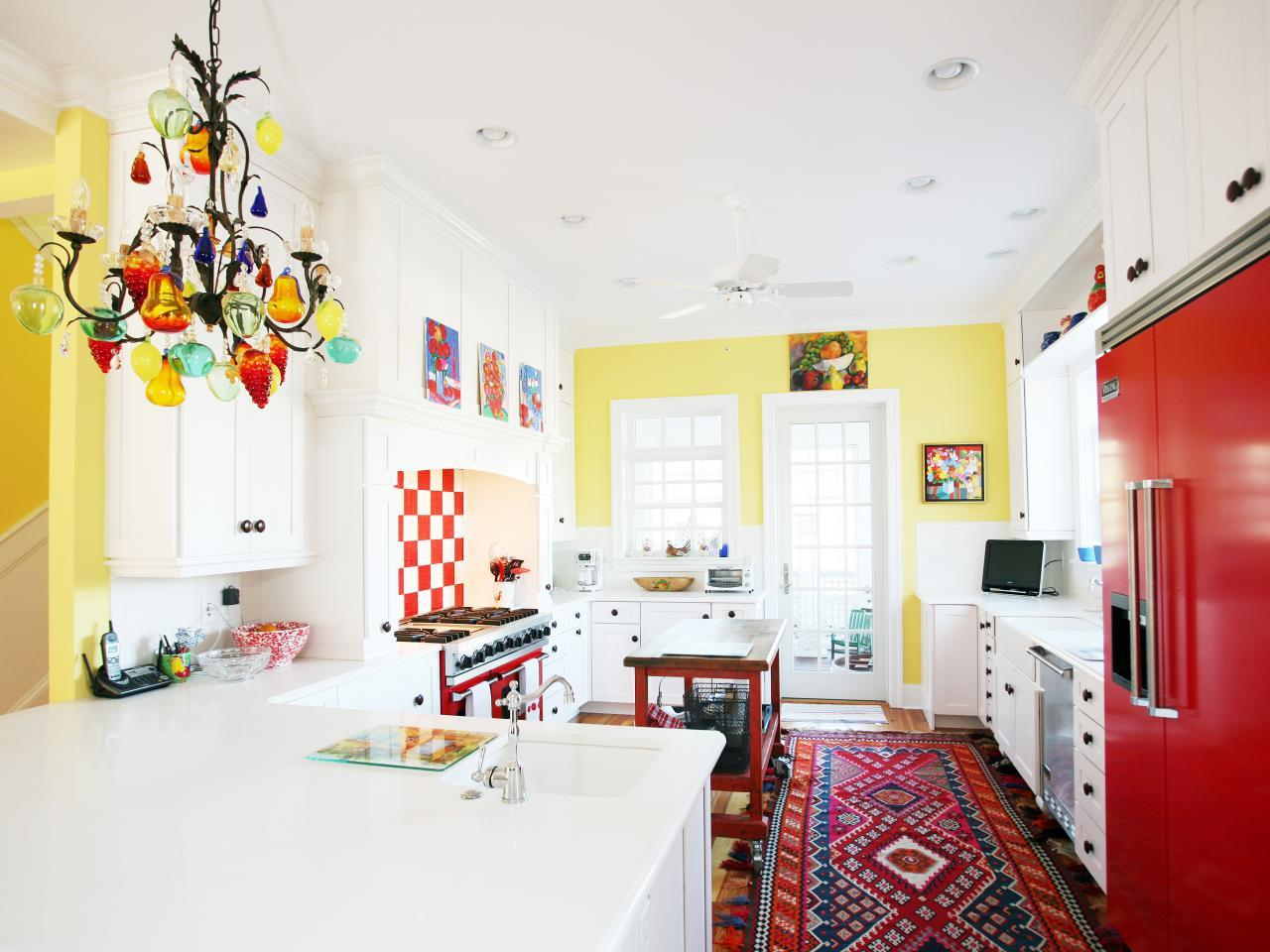 Interior design style guide eclectic kitchen design