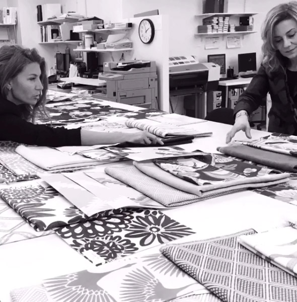 Genevieve Gorder inspirational female interior designer women crush wednesday