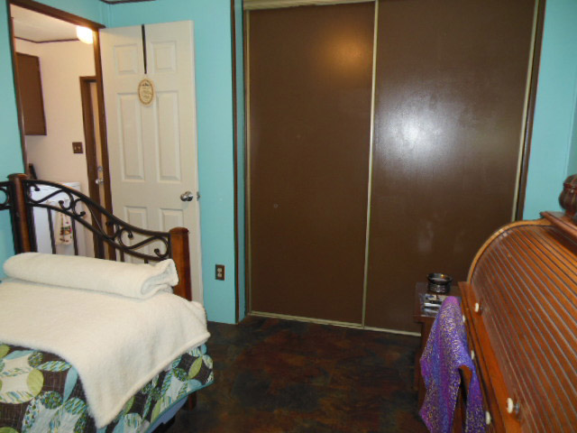 Guest bedroom after view virtual redesign in Tucson Arizona