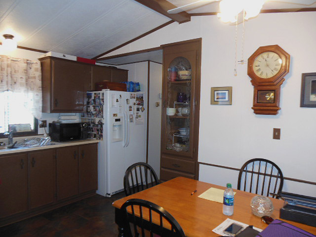 Kitchen after view virtual redesign in Tucson Arizona