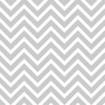 Interior design hints for styling on your own gray chevron pattern